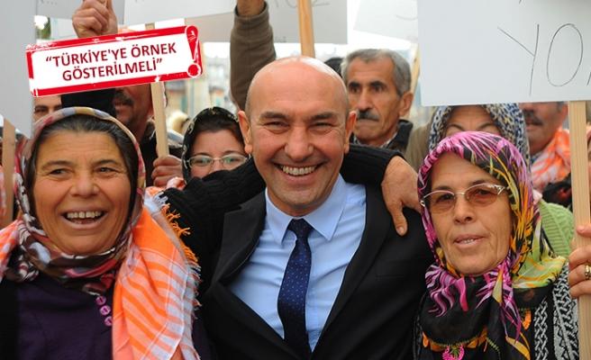 CHP'li Soyer'e Şeffaf Belediyecilik Ödülü
