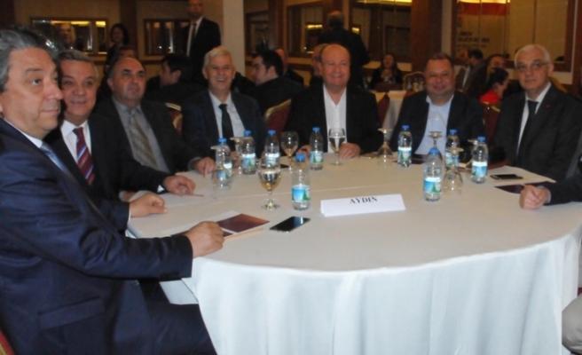 CHP'nin Ege örgütleri Aydın'da toplandı