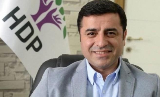 Demirtaş: Ben AK Parti Genel Başkanını eleştirdim