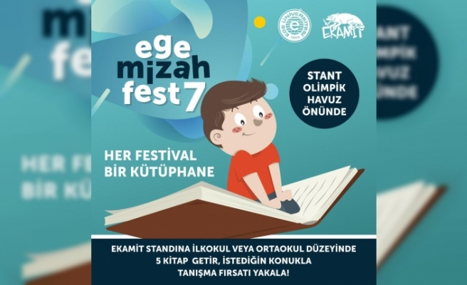 Ege Mizah Fest7 başlıyor