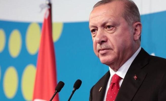 Erdoğan'dan G20 değerlendirmesi