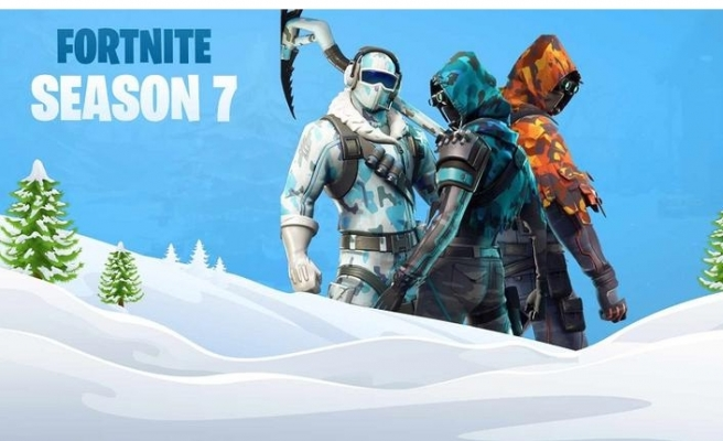 Fortnite 7. sezon başlıyor!