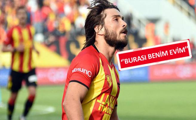 Halil Akbunar'dan Göztepe'ye 3 yıllık imza