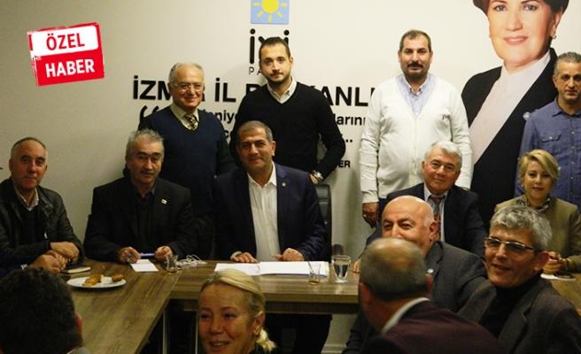 İYİ Parti İzmir'de 'ilçeler' zirvesi