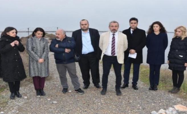 İzmir Barosu'ndan çevre eylemi