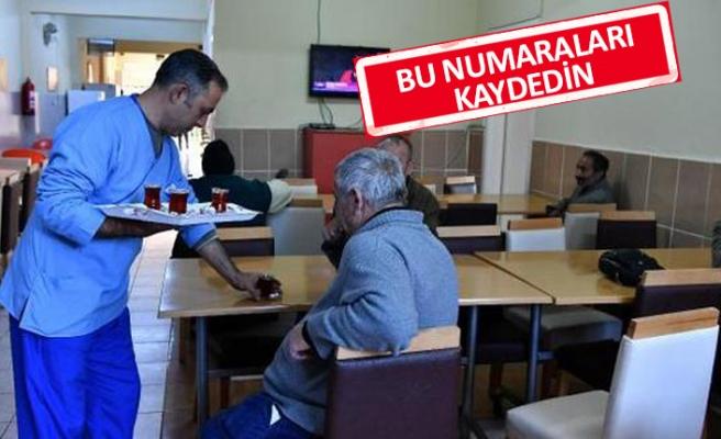 İzmir'de kış mevsiminde evsizlere sıcak yuva