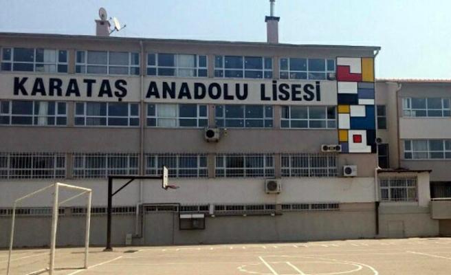 İzmir'de öğrenci ile kantinci karakolluk oldu