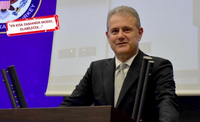 İzmir'e Girişimcilik ve İnovasyon Merkezi