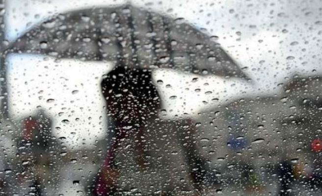 İzmir için kar ve şiddetli yağmur uyarısı