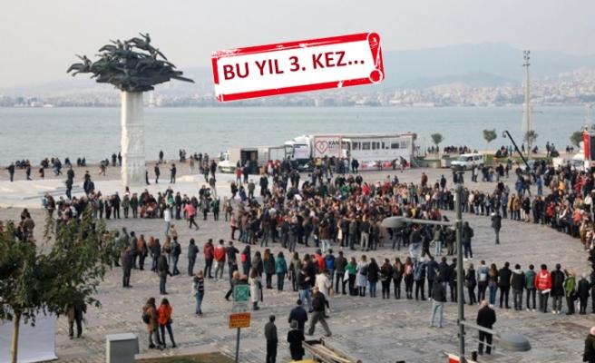 İzmir iyilikte buluştu!