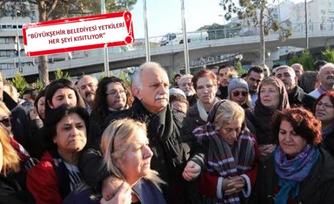 Karabağ'a belediye personeli ve ilçe halkından destek!