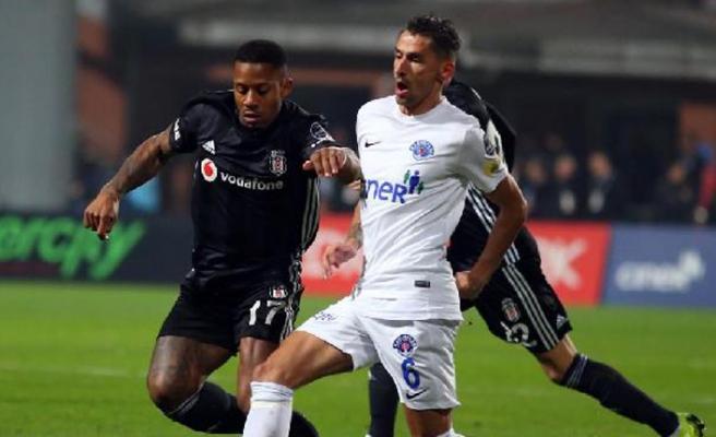 Kasımpaşa: 4 - Beşiktaş: 1