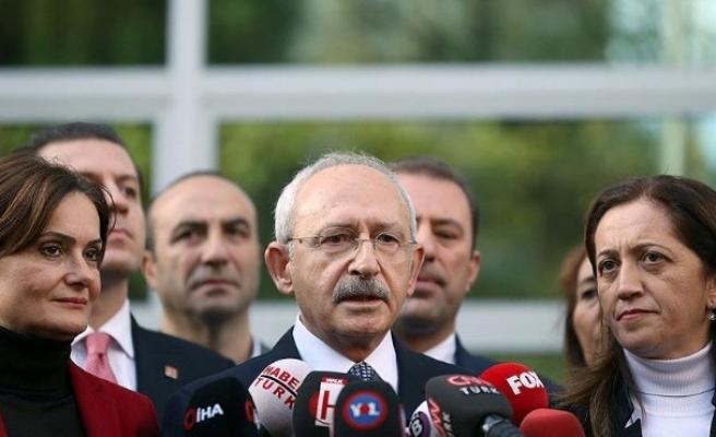 Kılıçdaroğlu'dan 'Ekrem İmamoğlu' açıklaması