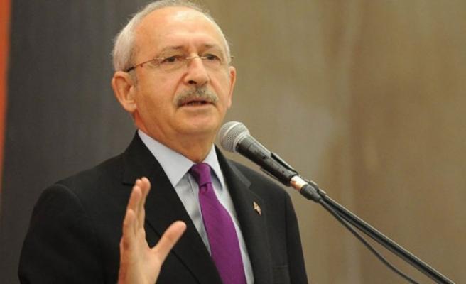 Kılıçdaroğlu: İslam dünyası bir araya gelmiyor