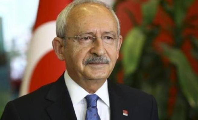 Kılıçdaroğlu: Mansur Yavaş şu an CHP üyesi