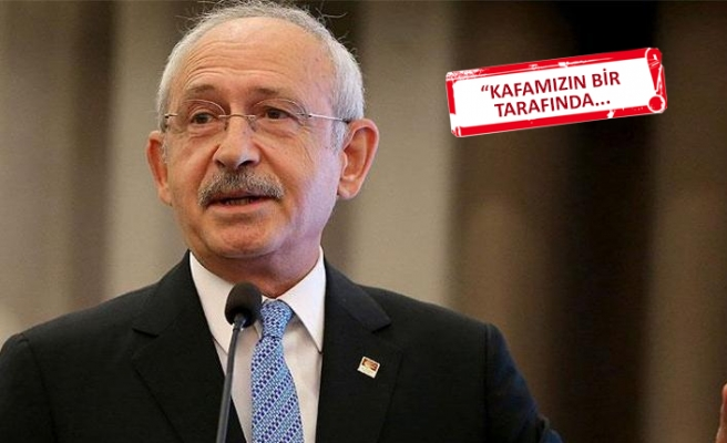 Kılıçdaroğlu'ndan 'İzmir adayı' açıklaması