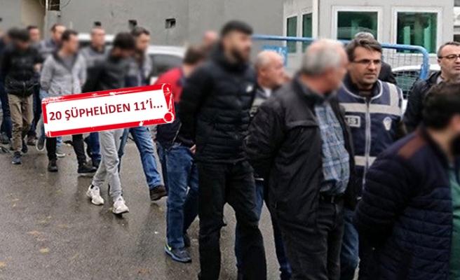 'Komiser Wolf çetesi'ni İzmir polisi çökertti