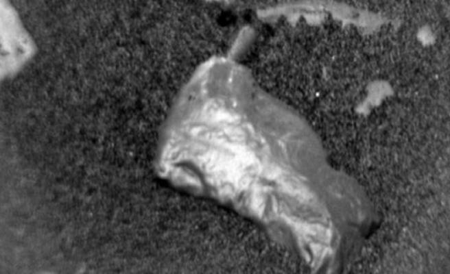 Mars'ta sıra dışı keşif