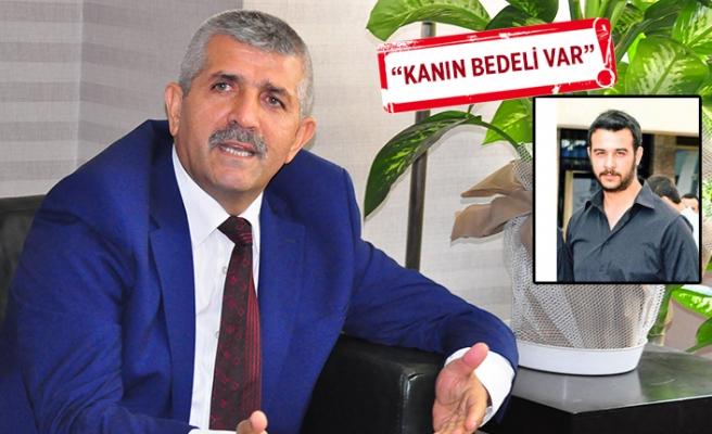 MHP İzmir'den Ege Üniversitesi'ne tepki