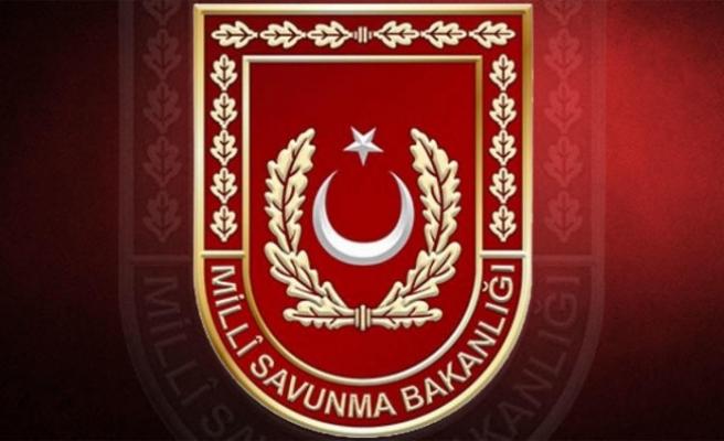 Milli Savunma Bakanlığı'ndan 'Arimah' açıklaması