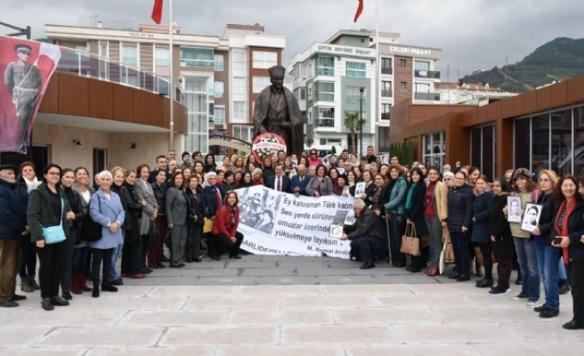 Narlıdere'de 5 Aralık buluşması