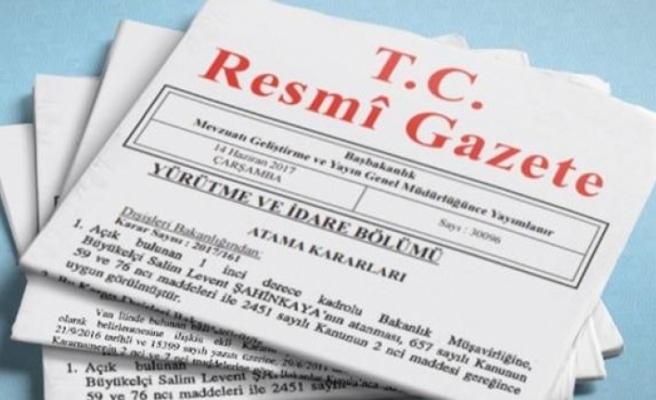 Resmi gazetede yayınlandı 50 kuruşa kontrol edilecek