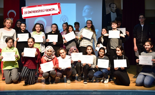 Seher Öğretmen'den Bornova Belediyesi'ne teşekkür