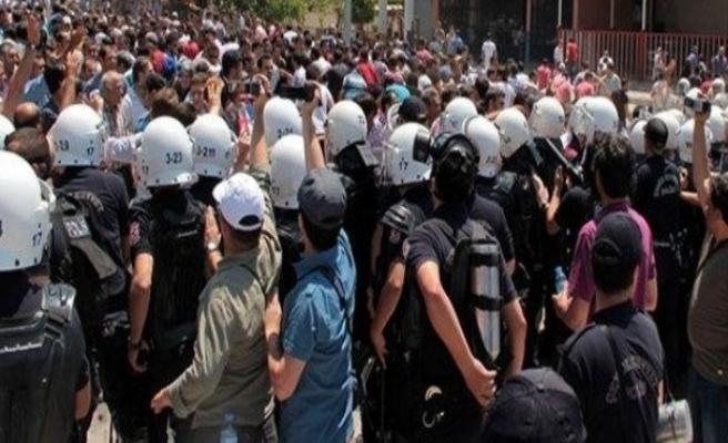 Soma protestosundaki polis müdahalesine 'hak ihlali' kararı!