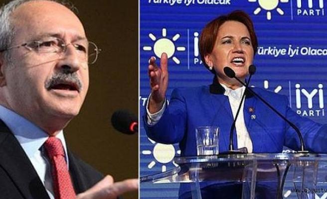 Son Dakika! CHP-İYİ Parti ittifak görüşmelerinde yeni gelişme