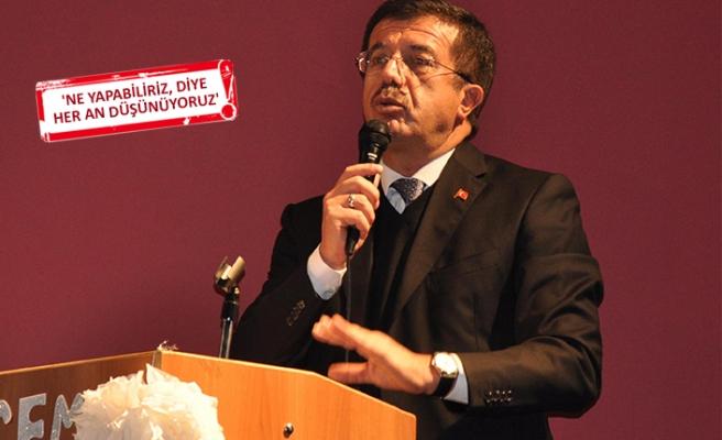Zeybekci'den 3 Aralık'a özel  İzmir programı