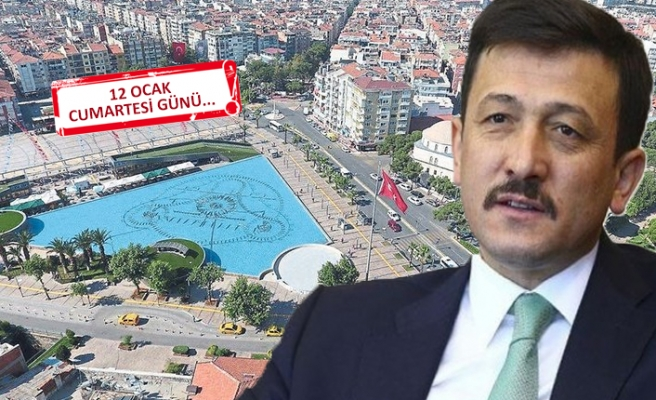 AK Partili Dağ, Aydın adaylarını açıklayacak