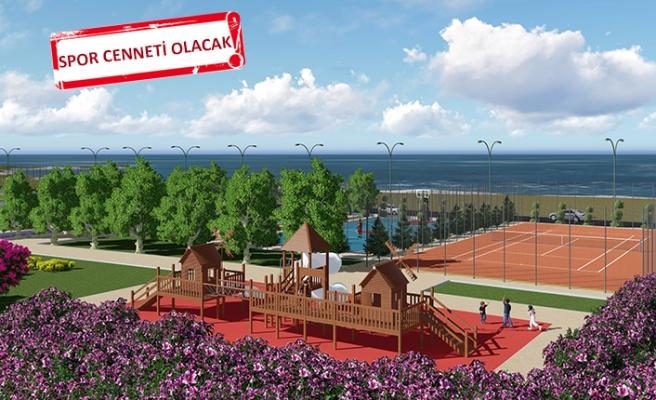 Büyükşehir'den 'Gençlik Kampı' hamlesi