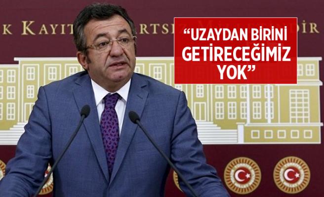 CHP Grup Başkanvekili Engin Altay'ın İzmir açıklaması