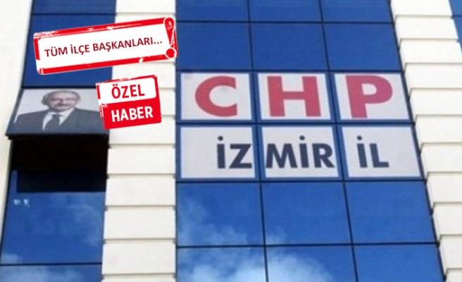 CHP İzmir'de 'tekli' zirve
