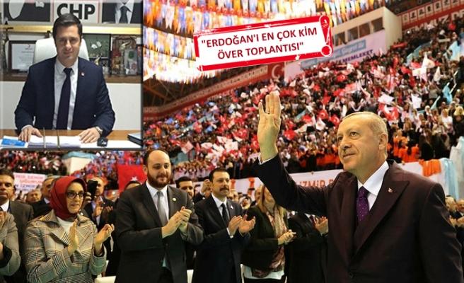CHP'li Yücel'den, AK Parti aday tanıtım toplantısına sert sözler