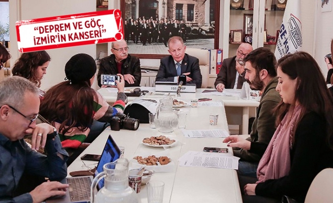 EGE-KOOP başkanından adaylara çağrı