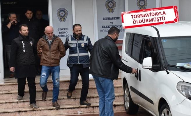 Emekli polisi öldüren zanlı tutuklandı