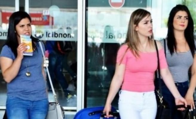 İranlı kadınlar İzmir'e akın etti!