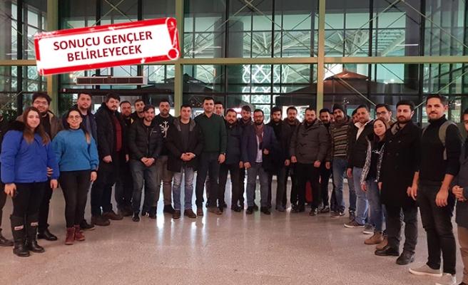 İzmir AK Gençlik'ten 'seçim kampı'