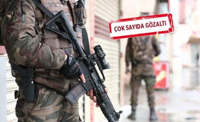 İzmir'de PKK baskını