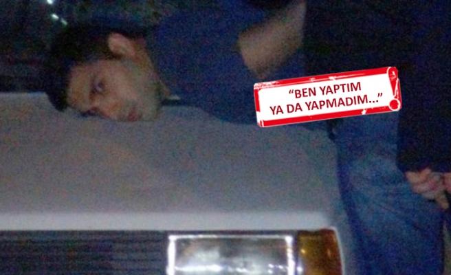 İzmir'deki bombacı teröristten ilginç savunma