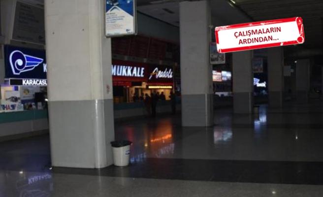 İzmir Otogarı'nda 34 saatlik bekleyiş son buldu