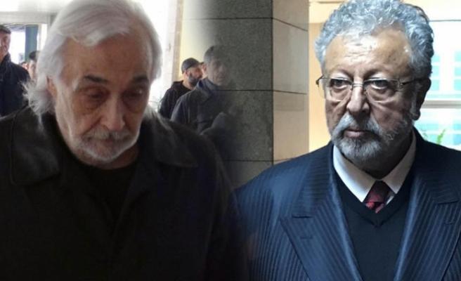 Metin Akpınar ve Müjdat Gezen'in itirazları reddedildi