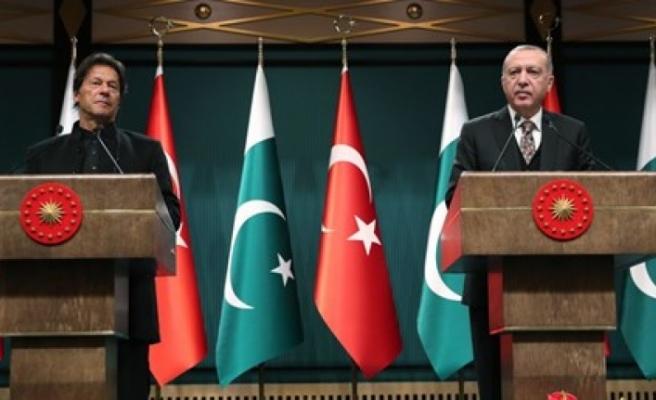 """""""Pakistan'ın FETÖ adımı memnuniyet verici"""""""