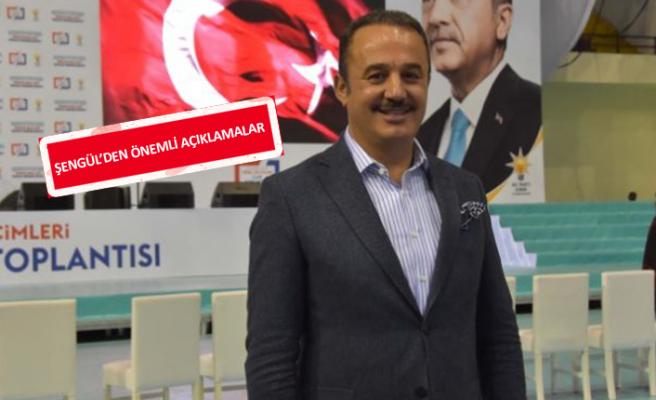 Şengül: İzmir'de AK Parti zamanı geldi