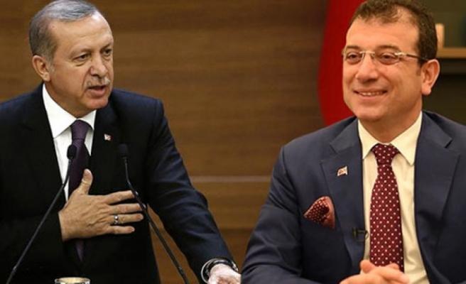 Son dakika...Erdoğan, İmamoğlu görüşmesi yarın!