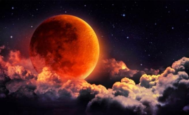 'Süper kanlı kurt ay' geliyor!