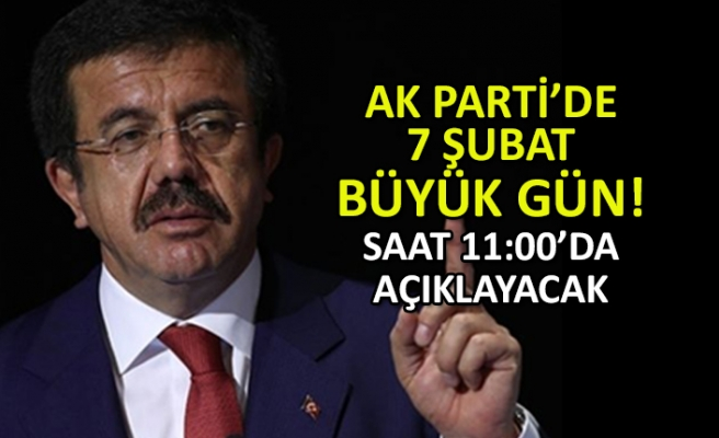 AK Parti'de İzmir için büyük gün 7 Şubat!