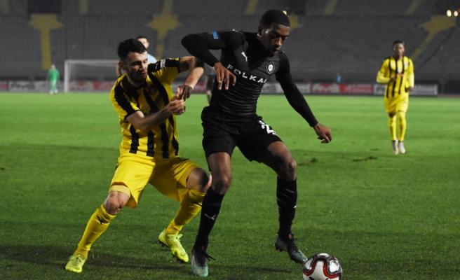 Altay-İstanbulspor: 1-1