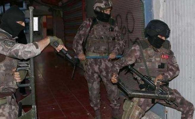 Aydın'ın 4 ilçesinde PKK baskını!